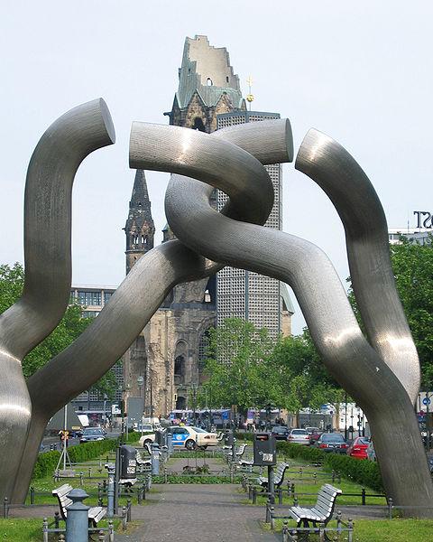 Berlin Sculpture | © Nelson Minar | wikicommons