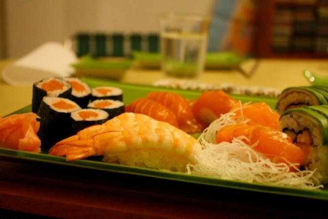 Sushi night |© Ernesto / Flickr