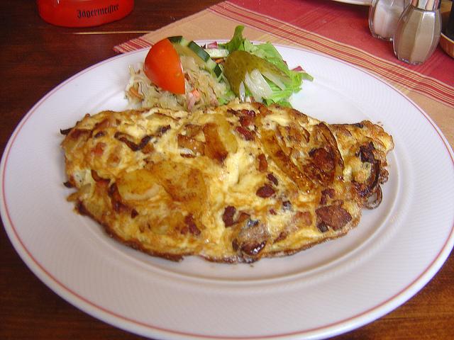Mushroom omelette|©JaBB Flickr
