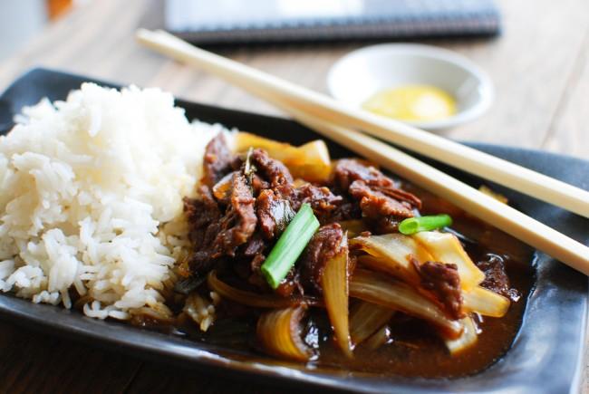 Mongolian Beef   © Craig Dugas/Flickr