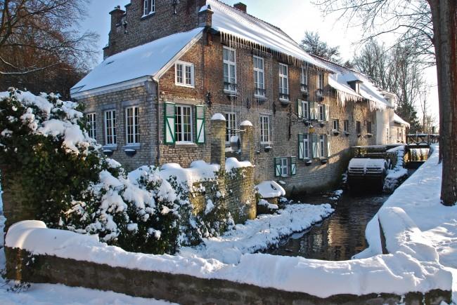 Le moulin à eau de Lindekemale (Woluwe-St-Lambert -Bruxelles) | © Stephanie Mignon/Flickr