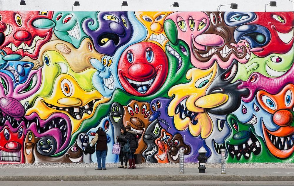 houston-st-mural | © Dan DeLuca/Flickr