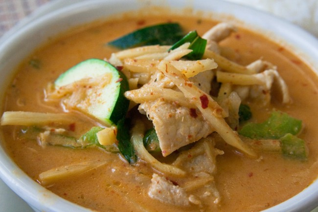 Red Curry Thai| ©Stevendepolo/Flickr