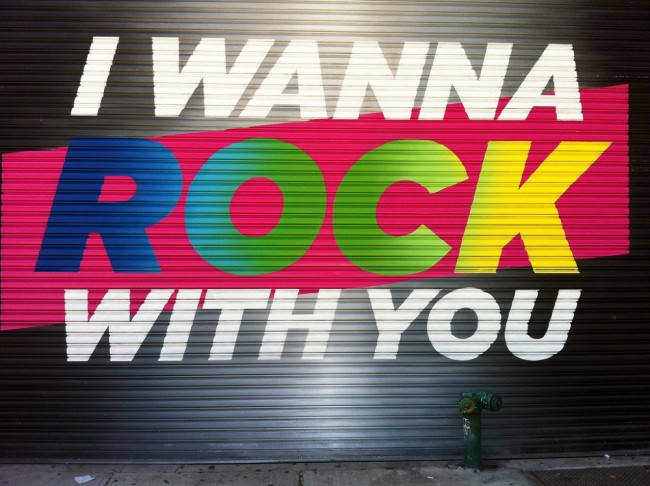 I wanna Rock with you | © Britta Frahm/Flickr