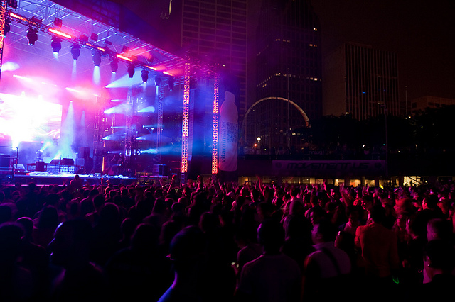 Electronic Music Festival | © chris atto/Flickr