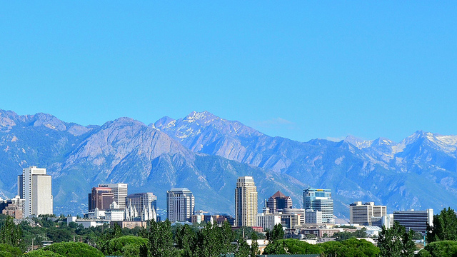 Salt Lake City, UT | © Garrett/Flickr