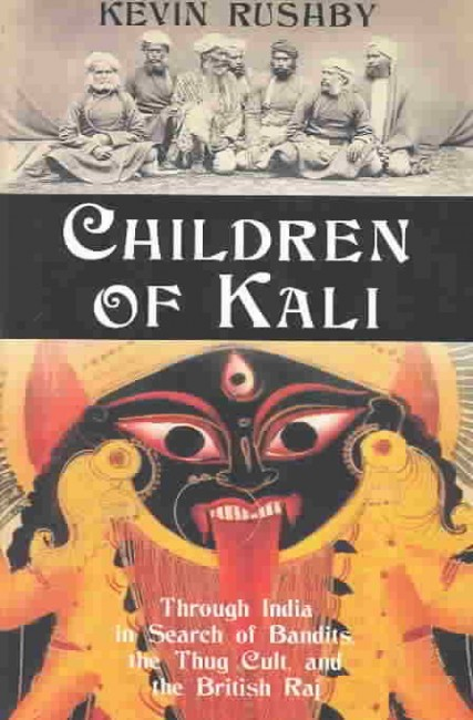 Children of Kali © Constable & Robinson Ltd