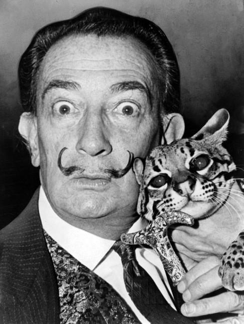 Salvador Dalí | Roger Higgins / WikiCommons