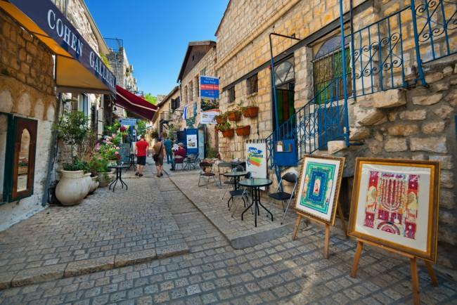 Tzfat Artist Colony   © Israeltourism/Flickr