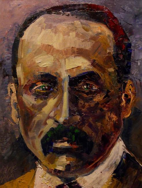 Rainer Maria Rilke. | © Arturo Espinosa /Flickr