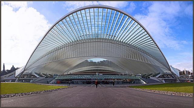 Liège / Luik / Lüttich | © Bert Kaufmann/Flickr