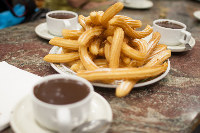 Churros © Tim Lucas/Flickr