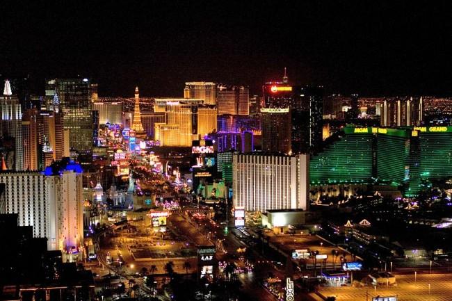 Las Vegas Strip | © Lasvegaslover/WikiCommons