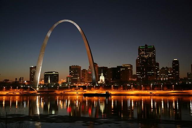 St. Louis, MO | © Daniel Schwen/WikiCommons