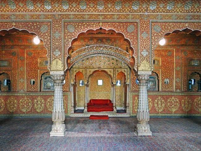Room inside Junagarh Fort © Nagarjun Kandukuru/Flickr