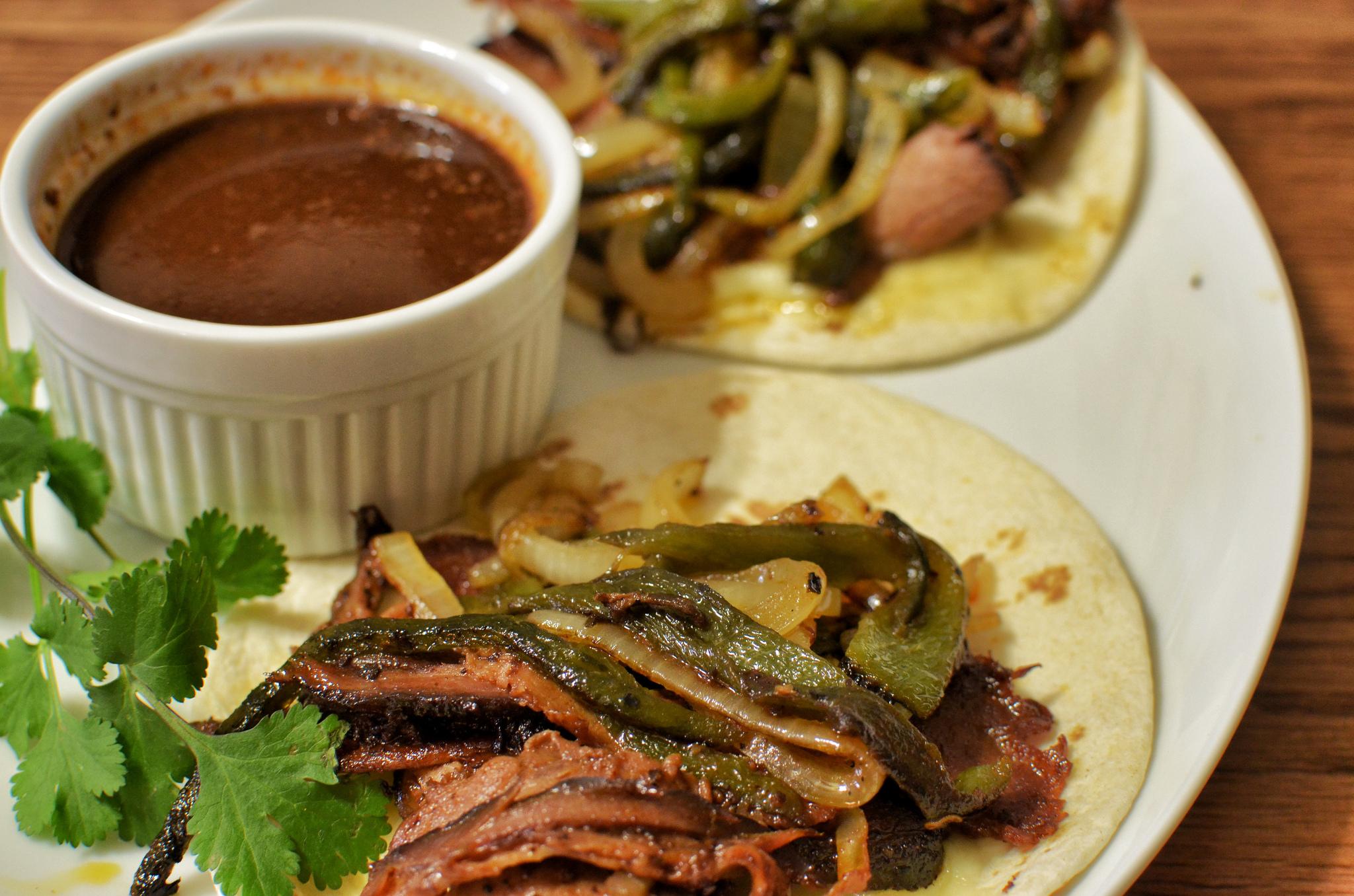 Poblanos Tacos Food Truck Menu
