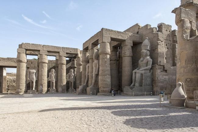 Majesty of Egypt | © Christopher Michel/Flickr