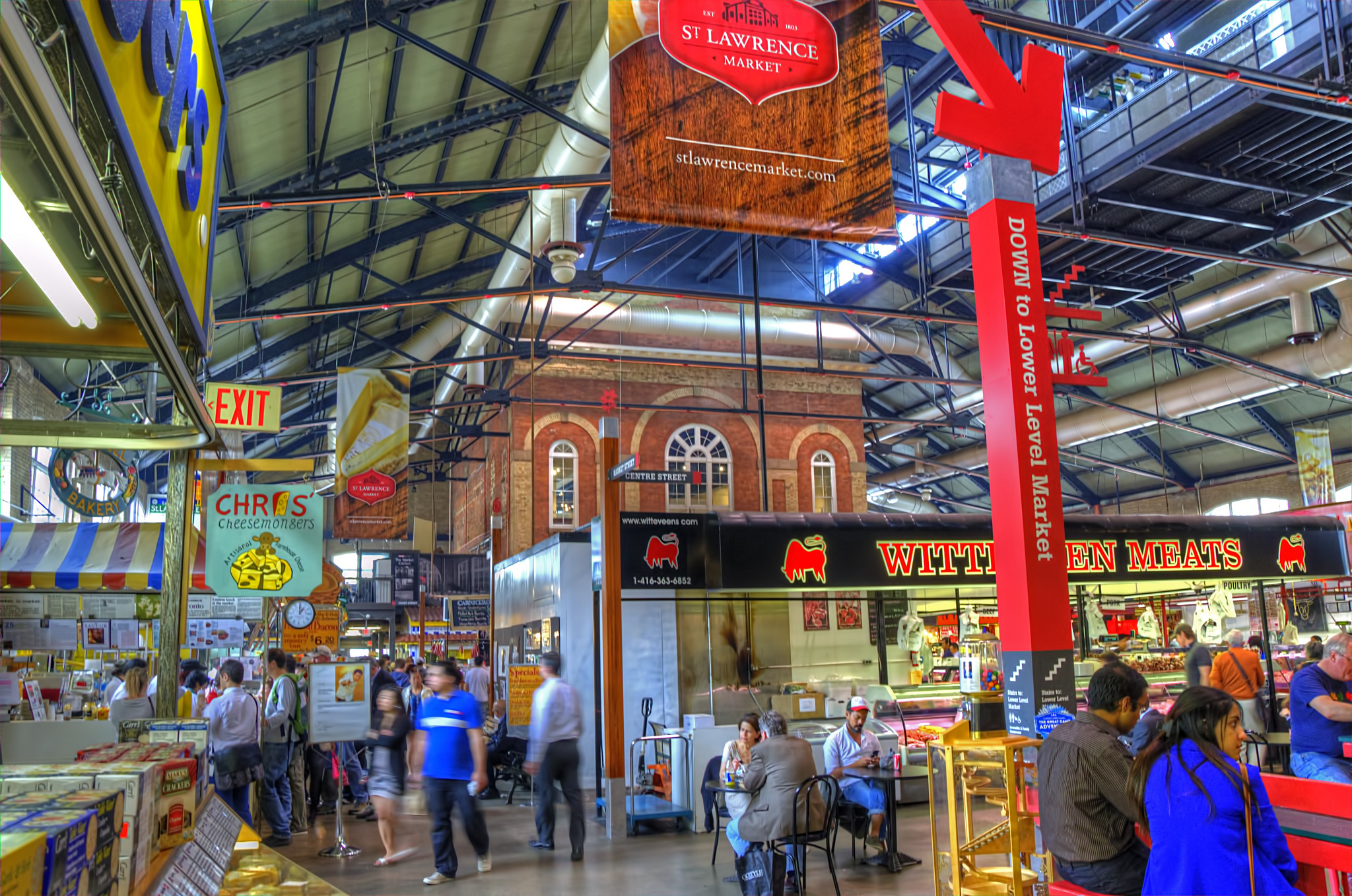 Everything You Need To Know About St Lawrence Market