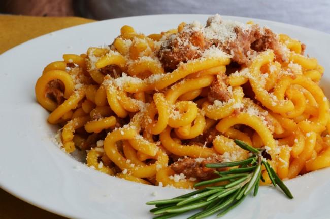 Spaghetti Bolognese   © Pug Girl/Flickr