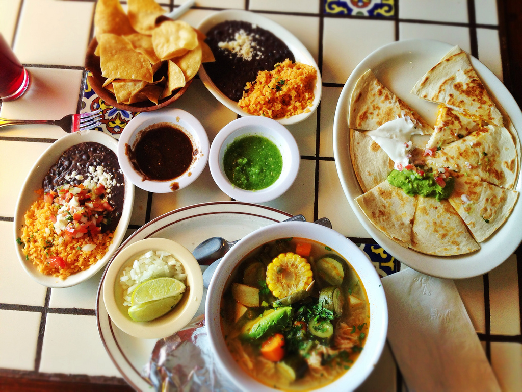 Mexican Food Restaurants In Glendale Ca