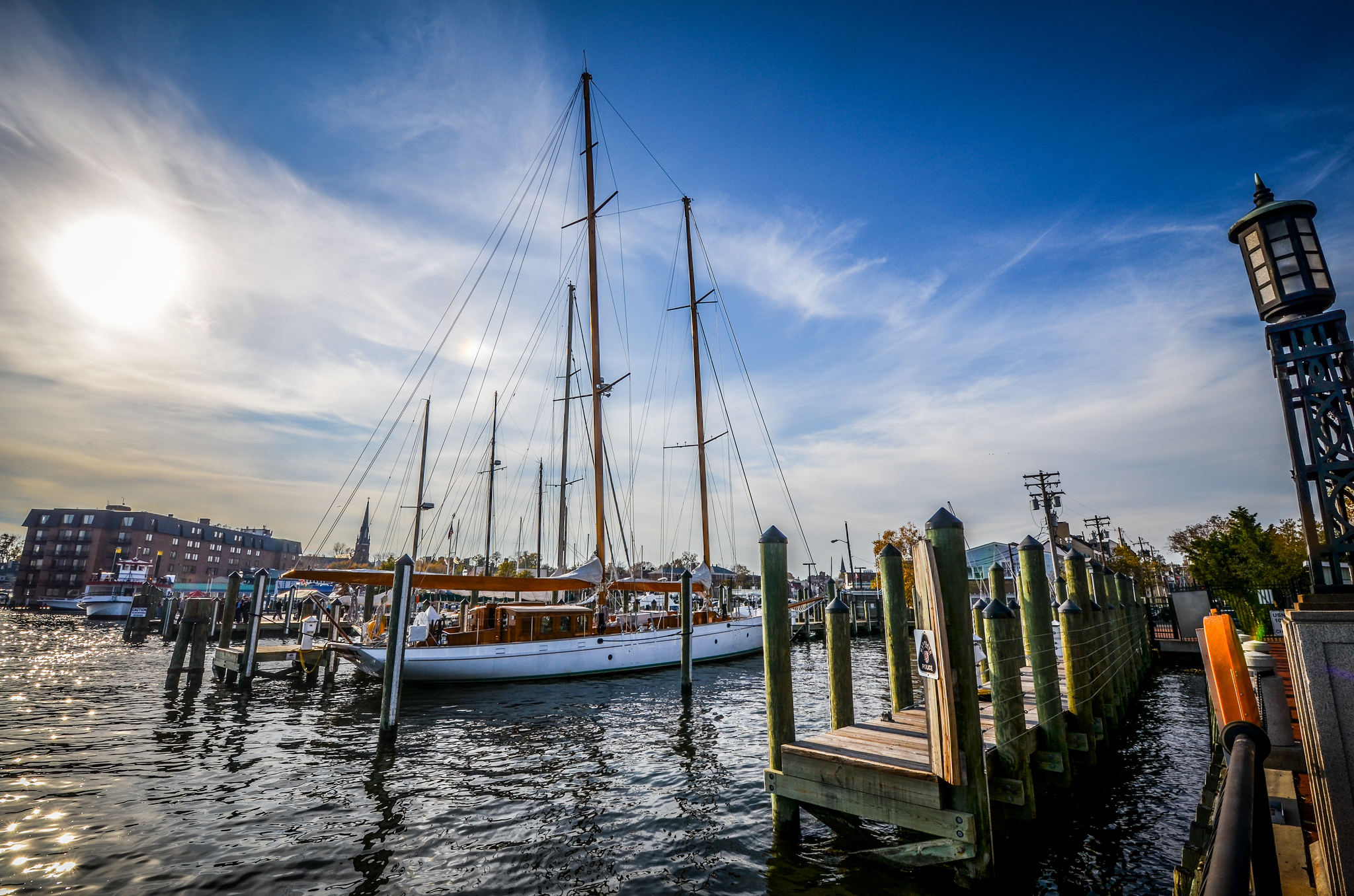 Annapolis, Maryland | © m01229/Flickr