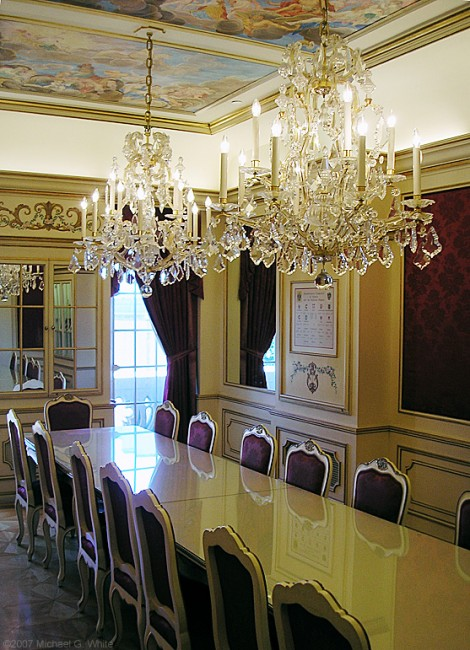 Austrian Nationality Room (Cathedral of Learning)   © Crazypaco/WikiCommons
