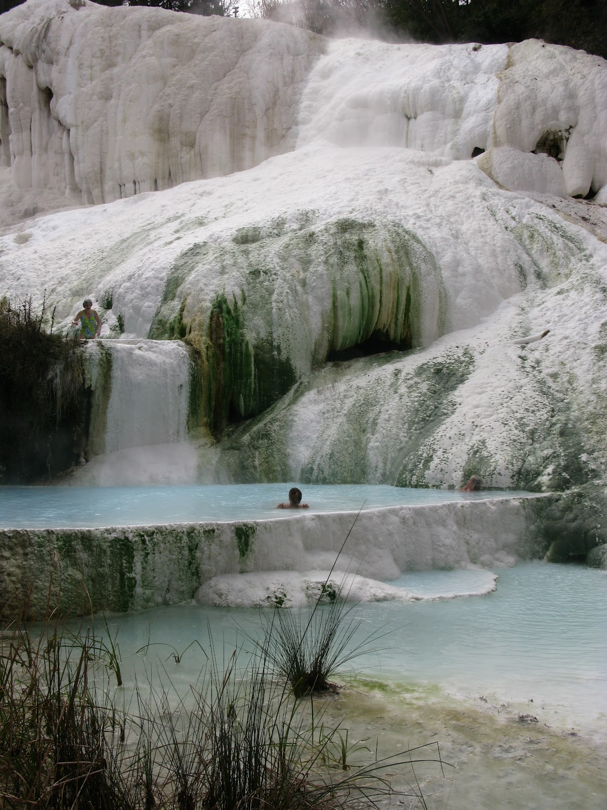Italy's Best Natural Hot Springs