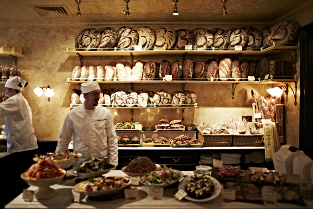 Balthazar's offerings | Courtesy of Balthazar Boulangerie © David Loftus