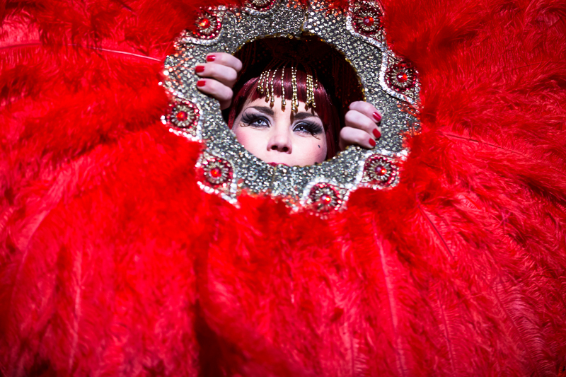 A Guide To Berlin S Taboo Pushing Burlesque Scene