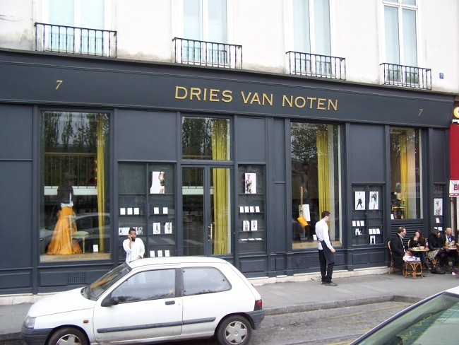 Dries Van Noten boutique | © Wikipedia Commons