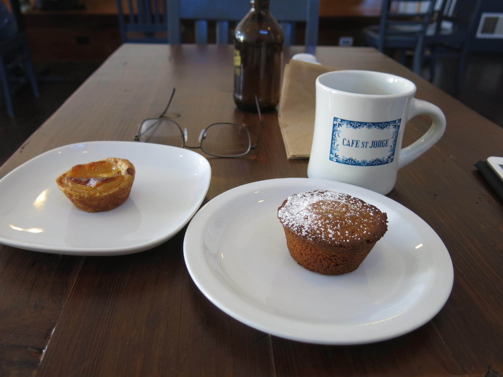 St Jorge Cafe San Francisco