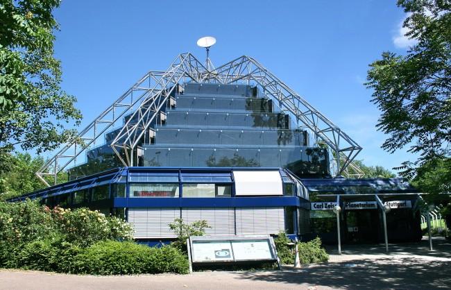Carl-Zeiss Planetarium Stuttgart|©Stefan-Xp/WikiCommons