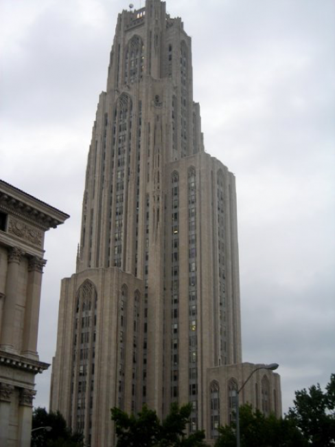 Cathedral of Learning | Sandra Sánchez