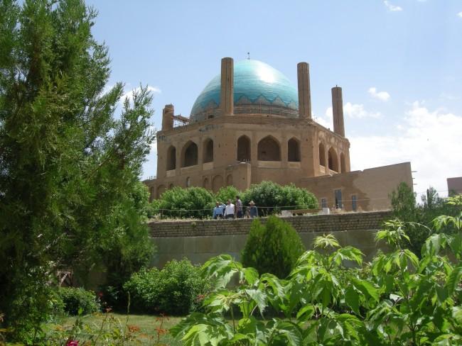 Dome of Soltaniyeh | ©Pontia Fallahi