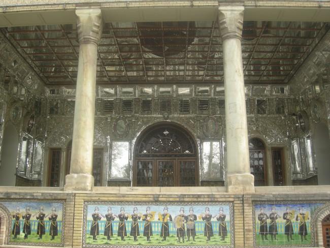 Golestan Palace | ©Pontia Fallahi