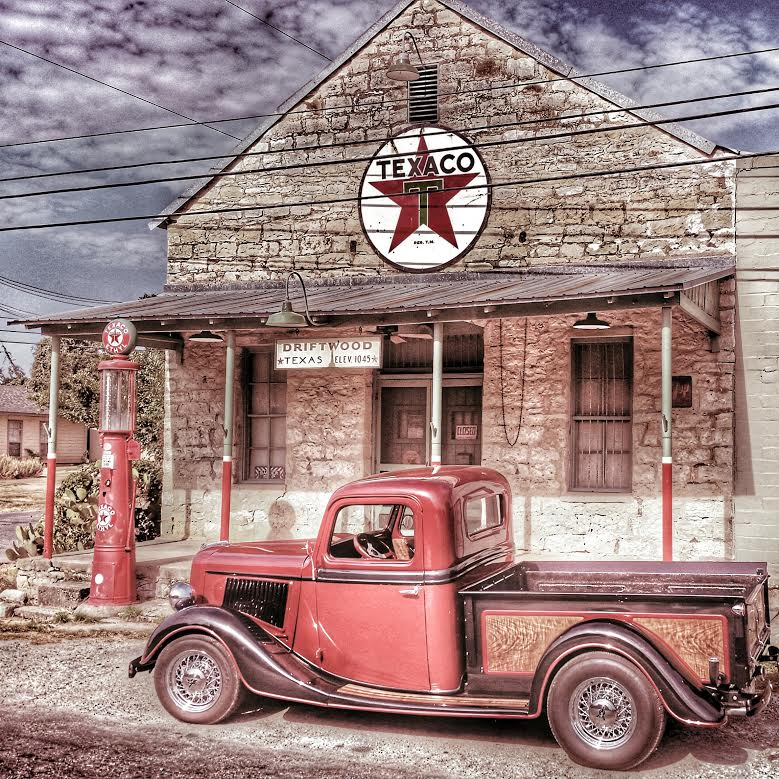Abandoned Texas: Empty Spaces And Forgotten Buildings