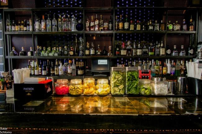 Dyckman Bar's Bar Area   © Schlomo