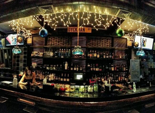 Dyckman Bar's Bar Full View   Image Courtesy Of Dyckman Bar