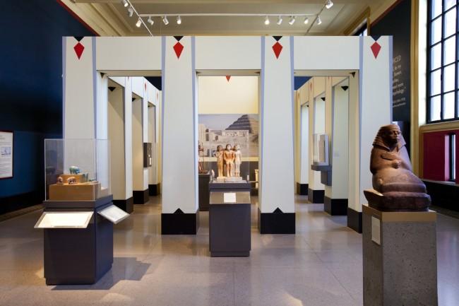 Egypt Reborn: Art for Eternity installation view. | © JongHeon Martin Kim/Image Courtesy of the Brooklyn Museum