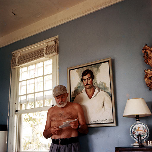 Ernest Hemingway | wikicommons