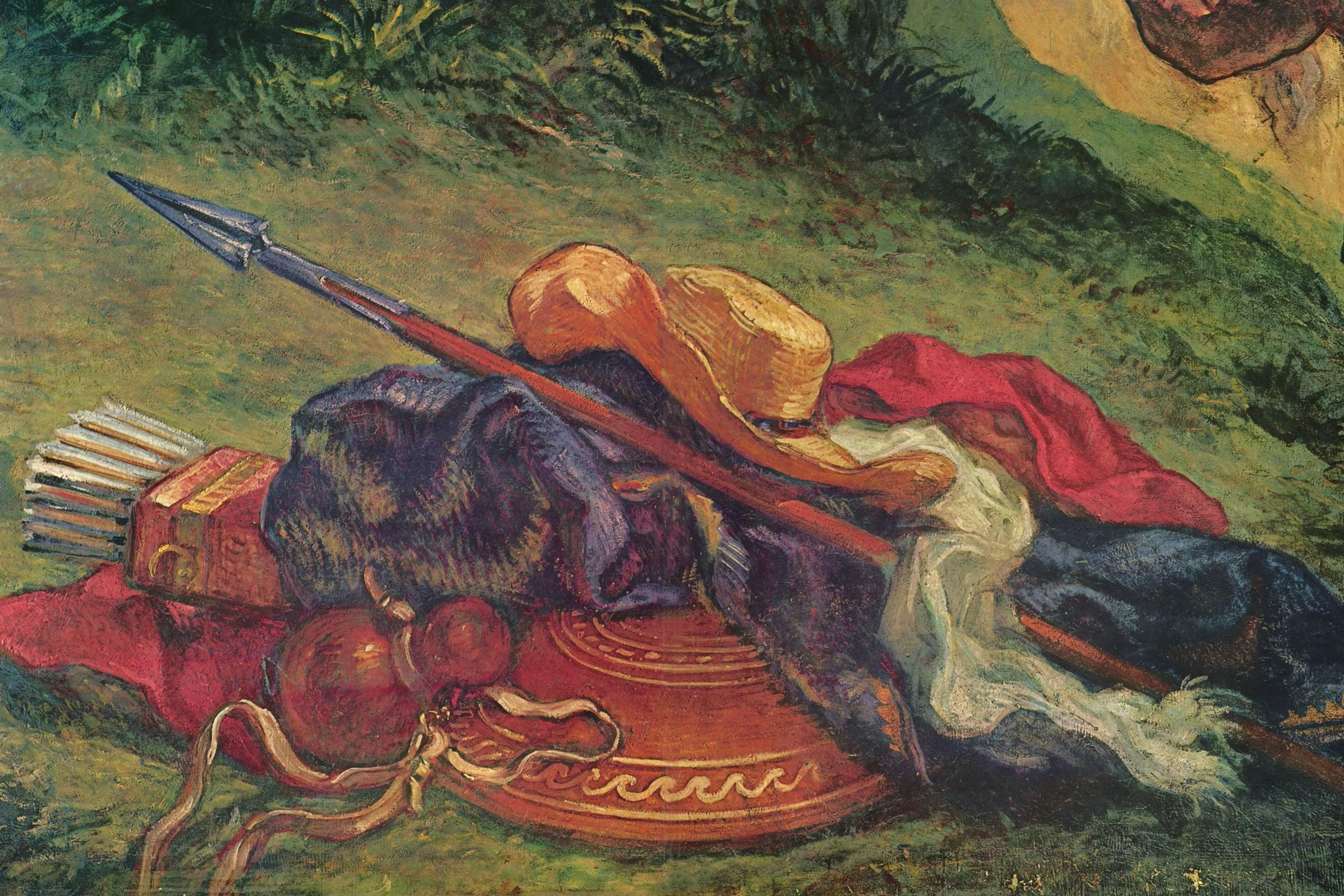 Eug 232 Ne Delacroix Master Of French Romantic Art