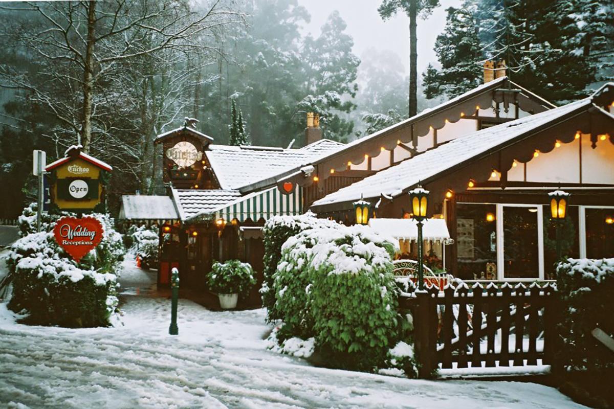 top 10 restaurants in the dandenong ranges australia