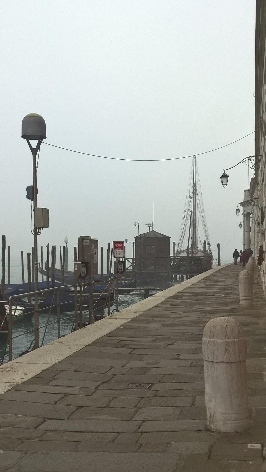 Fondamenta Zattere ai Saloni, Venice © David Hughes