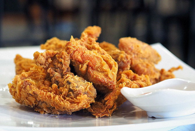 Fried Chicken ©insatiablemunch, Flickr
