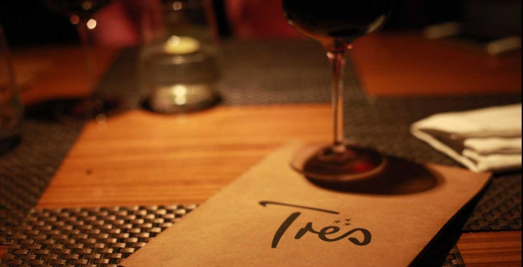 Tres Restaurant | Courtesy of Tres