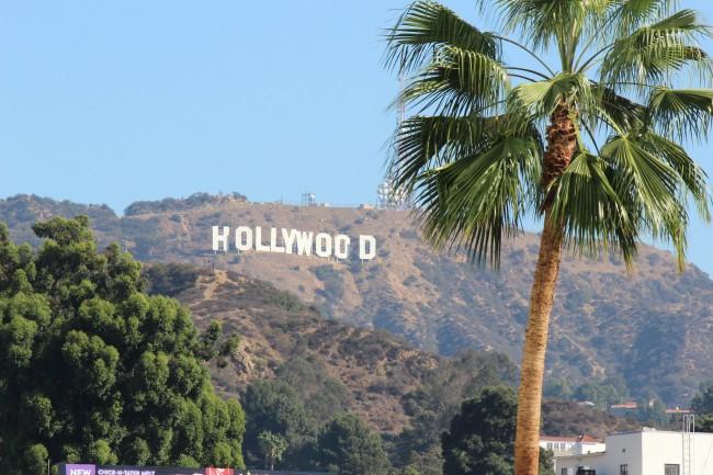 Hollywood Hills © Shinya Suzuki/Flickr