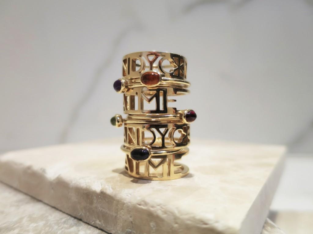 Jewellery by Tessa Packard | Courtesy of Tessa Packard London