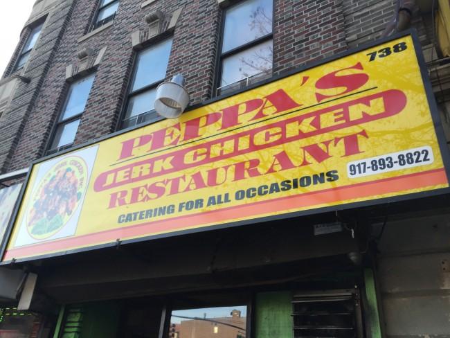Peppa's Jerk Chicken   Courtesy of Violet Baron