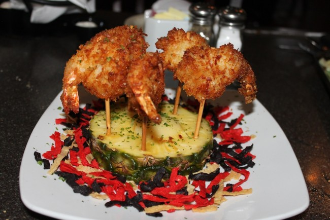 Coconut Fried Shrimp| © Julie Havelka