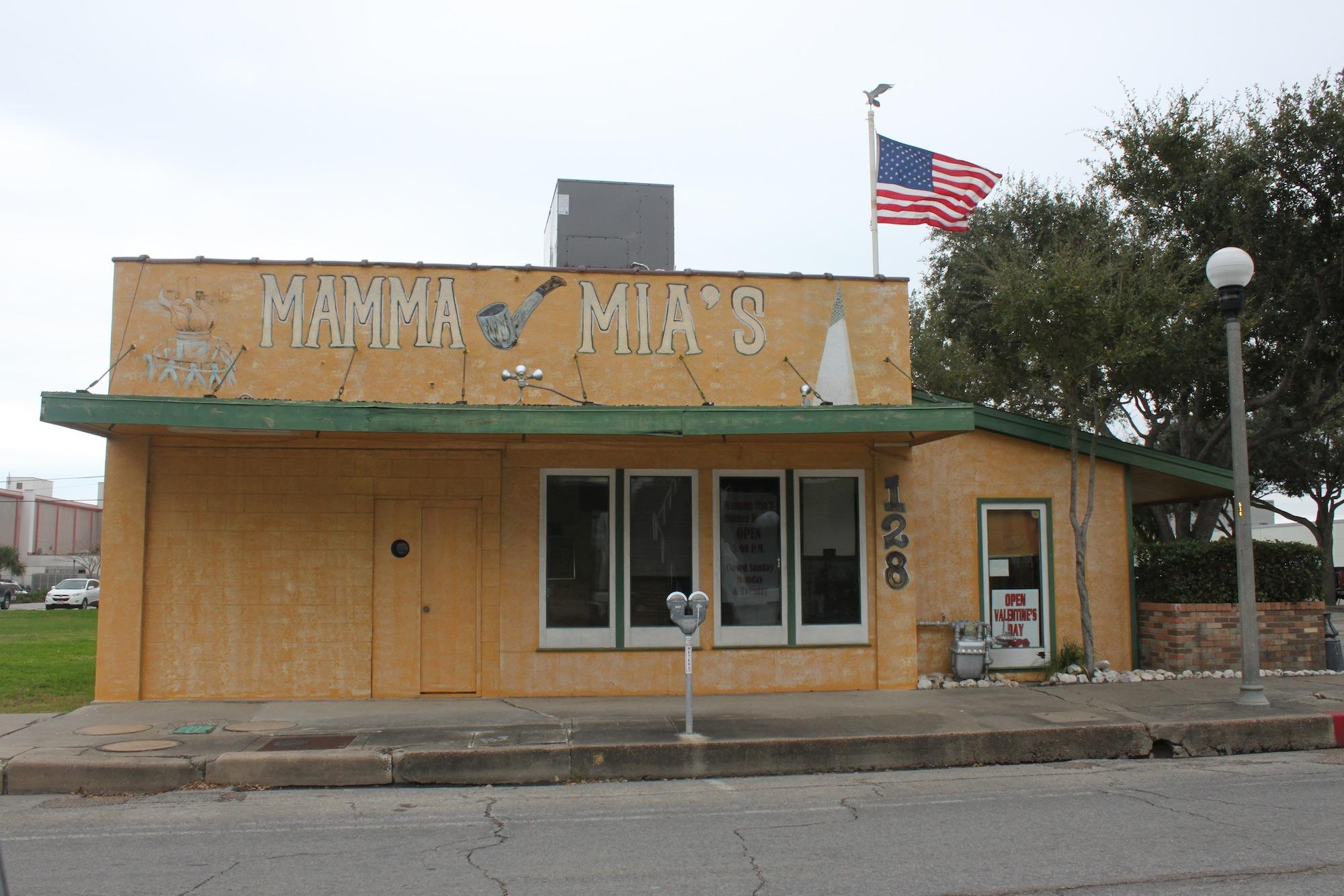 Nuevo Cafe Menu Corpus Christi Texas